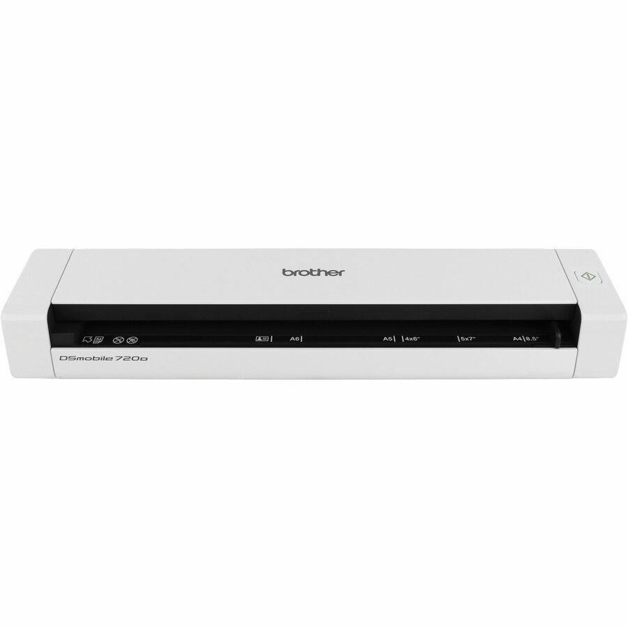 Brother DSMobile DS-720D Sheetfed Scanner - 600 dpi Optical
