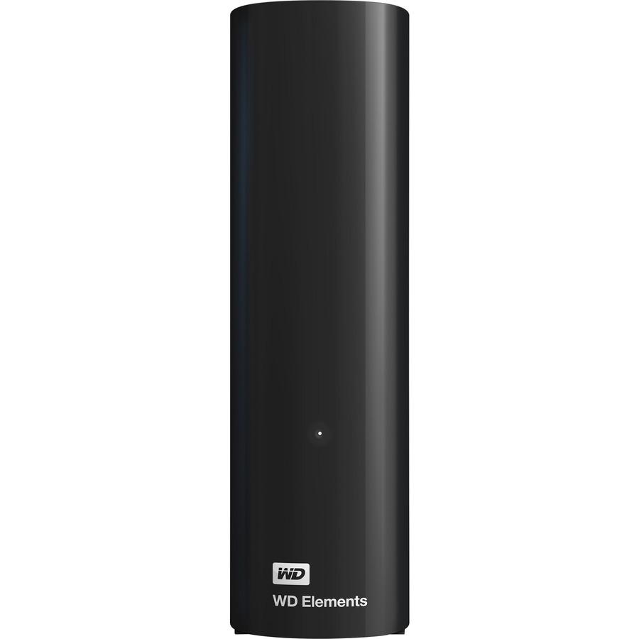 wd elements wdbwlg0030hbk 3 tb external hard drive novatech. Black Bedroom Furniture Sets. Home Design Ideas