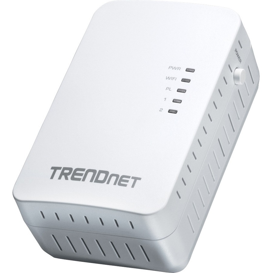 TRENDNET TPL-410AP IEEE 802.11n 300 Mbit/s Wireless Access Point - ISM Band - 2 x Antenna(s)