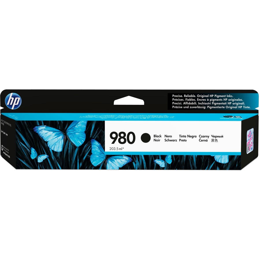 HP 980 Ink Cartridge - Black
