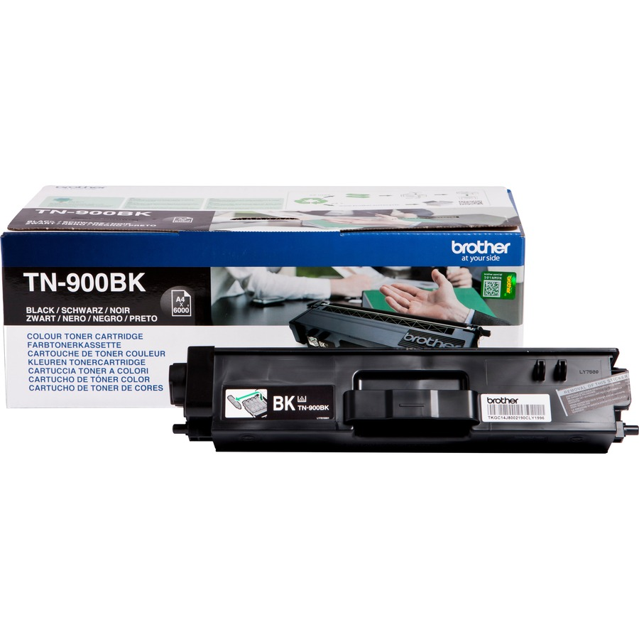 Brother TN900BK Toner Cartridge - Black