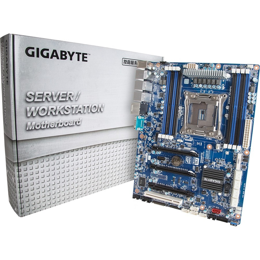 Gigabyte MW50-SV0 Workstation Motherboard
