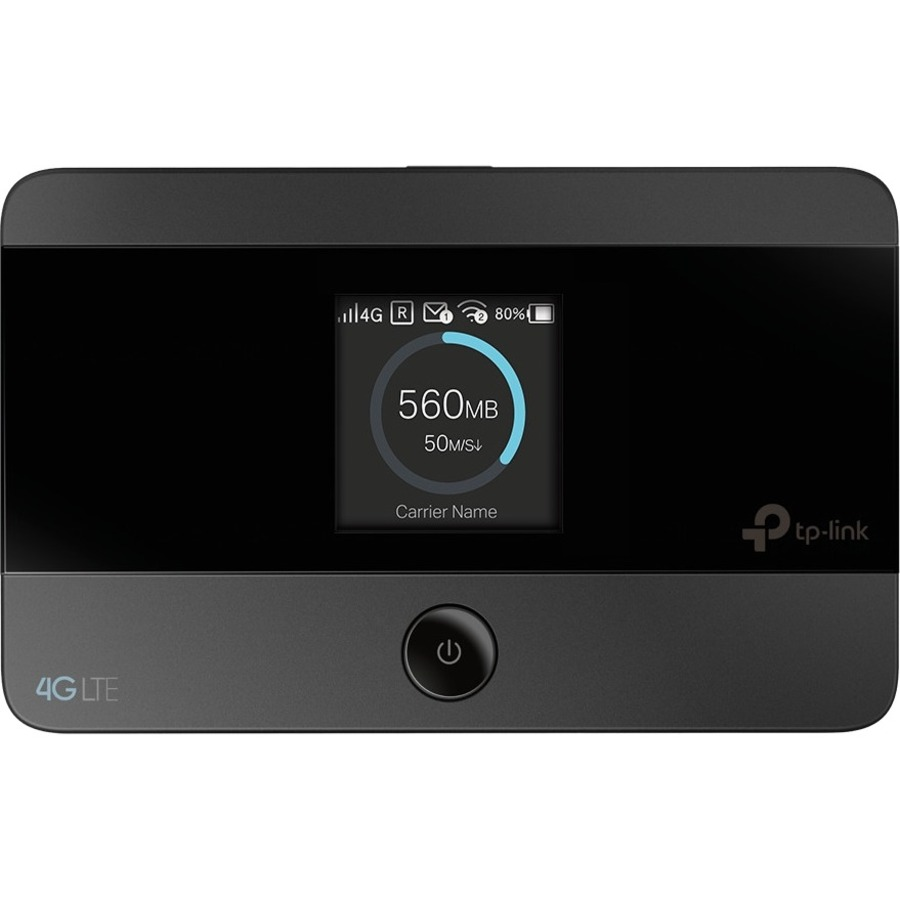 TP-LINK M7350 IEEE 802.11n Cellular Modem/Wireless Router - 4G