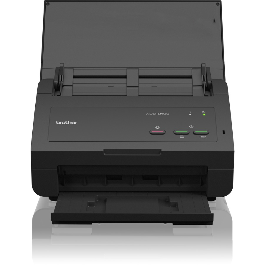 Brother ADS2100E Sheetfed Scanner - 600 dpi Optical