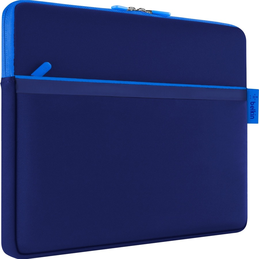 Belkin Carrying Case Sleeve for 30.5 cm 12inch Tablet - Blue - Neoprene