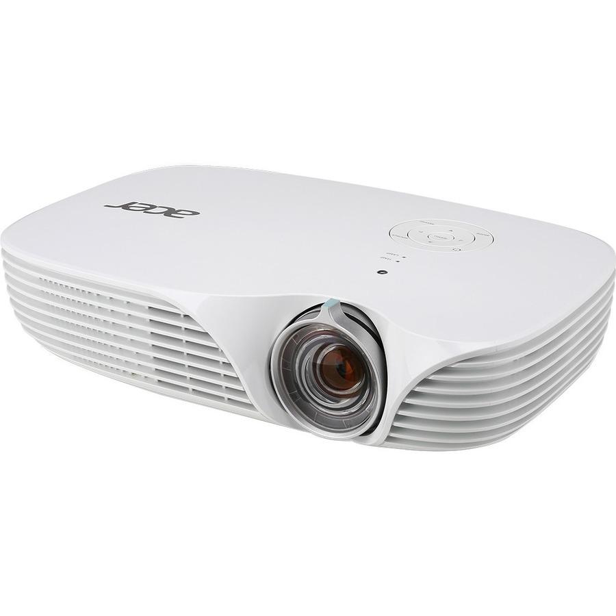 Acer K138ST 3D Ready DLP Projector - HDTV - 16:10