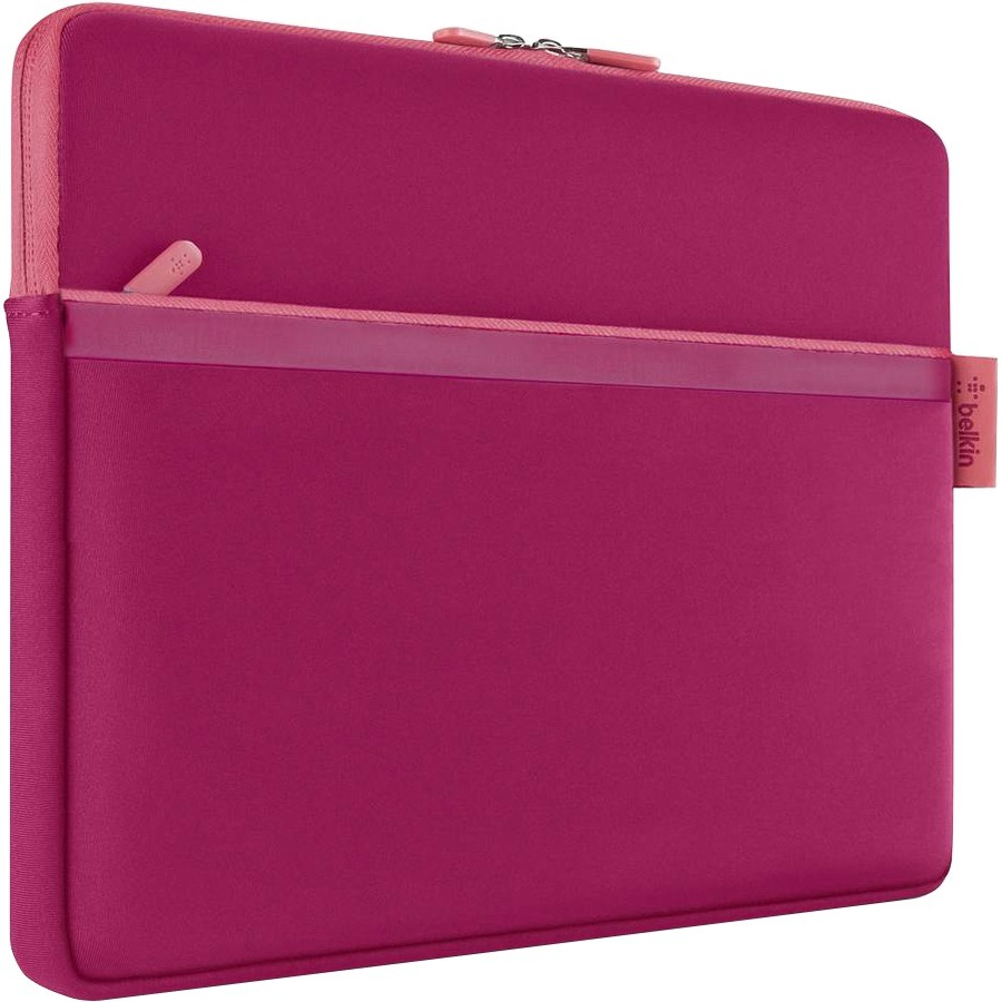Belkin Pocket Carrying Case Sleeve for 25.4 cm 10inch Tablet - Punch - Neoprene