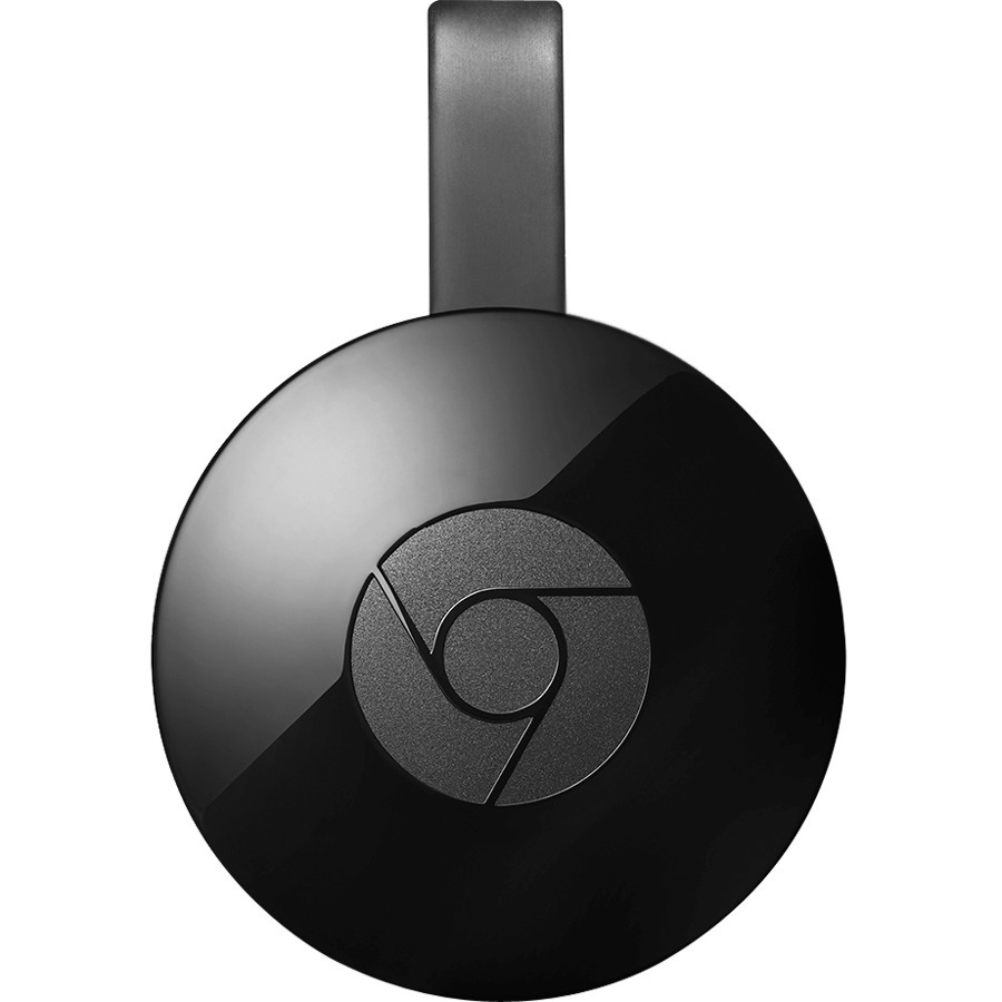 GOOGLE Chromecast Network Audio/Video Player - Wireless LAN