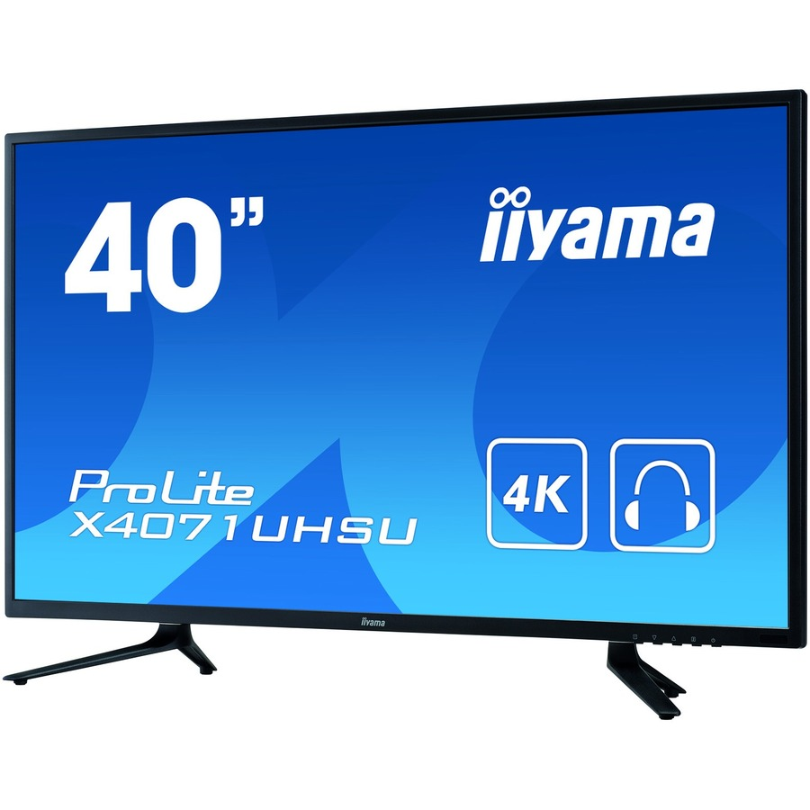 iiyama ProLite X4071UHSU-B1 40inch LED LCD Monitor