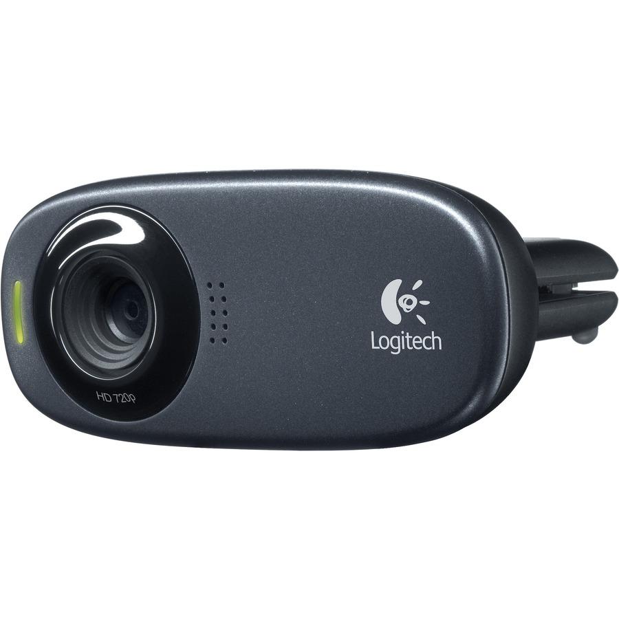 Logitech C310 Webcam - 1 Megapixel - USB 2.0