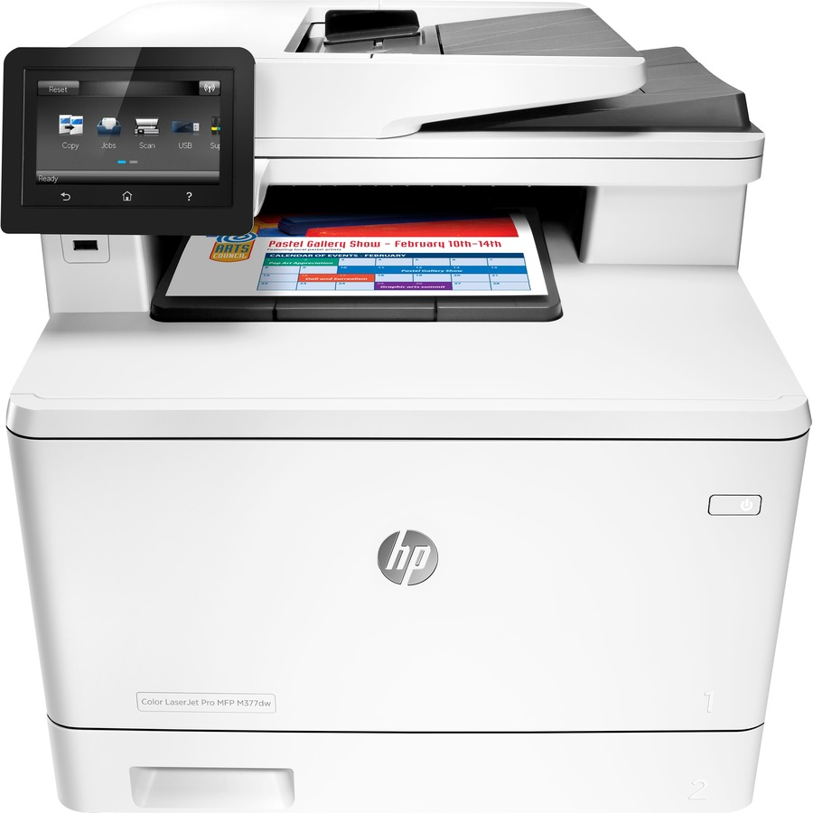 HP LaserJet Pro M377dw Laser Multifunction Printer - Colour