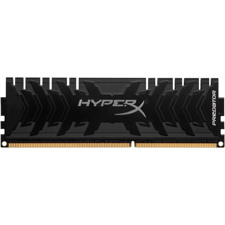 Kingston HyperX Predator RAM Module - 32 GB 4 x 8 GB - DDR3 SDRAM - 2133 MHz DDR3-2133/PC3-17000