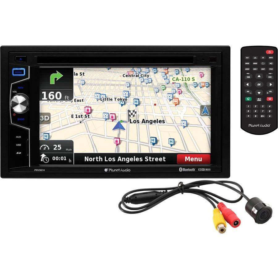 Boss Bv9370nv Wiring Diagram Audio Wire Center Planet Pnv9674rc 2 Din Navigation Receiver Newegg Com Rh Channel Amp