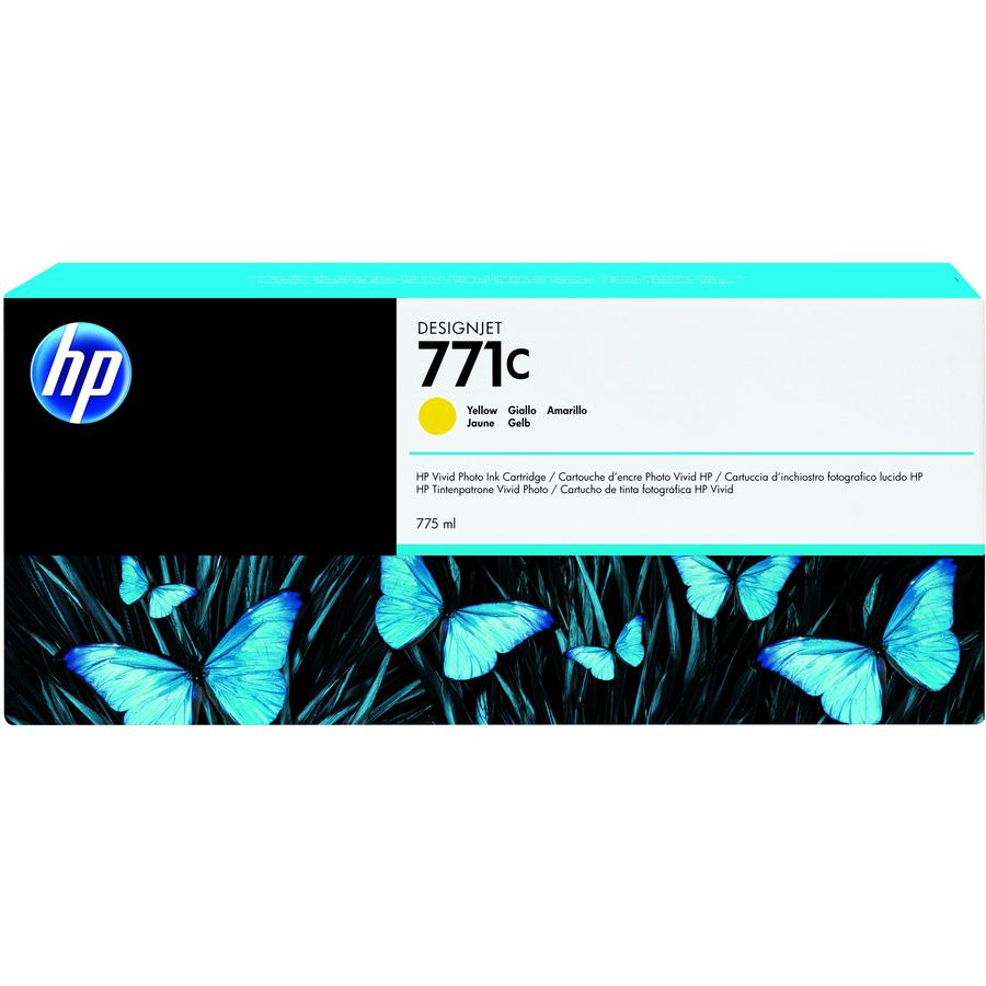 HP 771C Ink Cartridge - Yellow