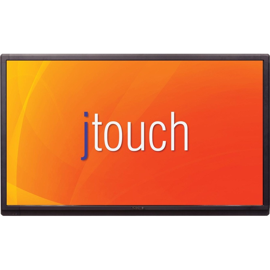 InFocus JTouch INF7002WB 177.8 cm 70inch LCD Touchscreen Monitor - Projected Capacitive - Multi-touch Screen - 3840 x 2160 - 4K UHD - Direct LED Backlight - Speakers