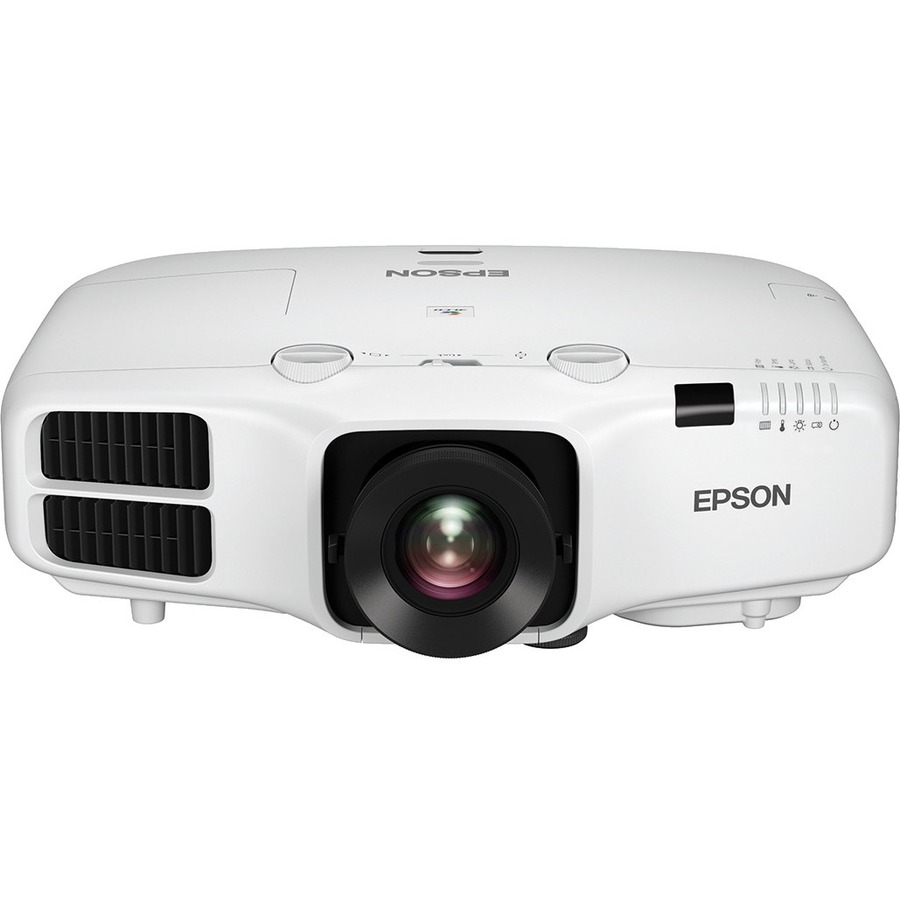 Epson EB-5520W LCD Projector - 720p - HDTV - 16:10 - Front, Ceiling - 300 W - 5000 Hour Normal Mode - 10000 Hour Economy Mode - 1280 x 800 - WXGA - 15,000:1 - 5500 l