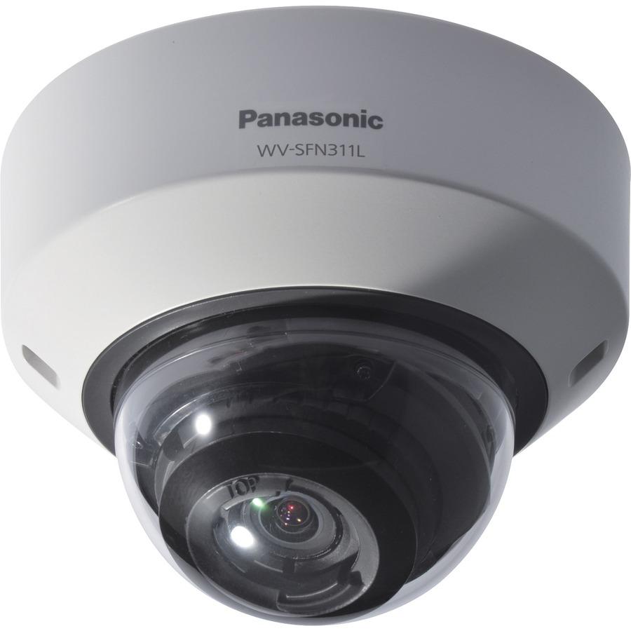 PANASONIC i-PRO SmartHD WV-SFN311L 1.3 Megapixel Network Camera - Monochrome, Colour