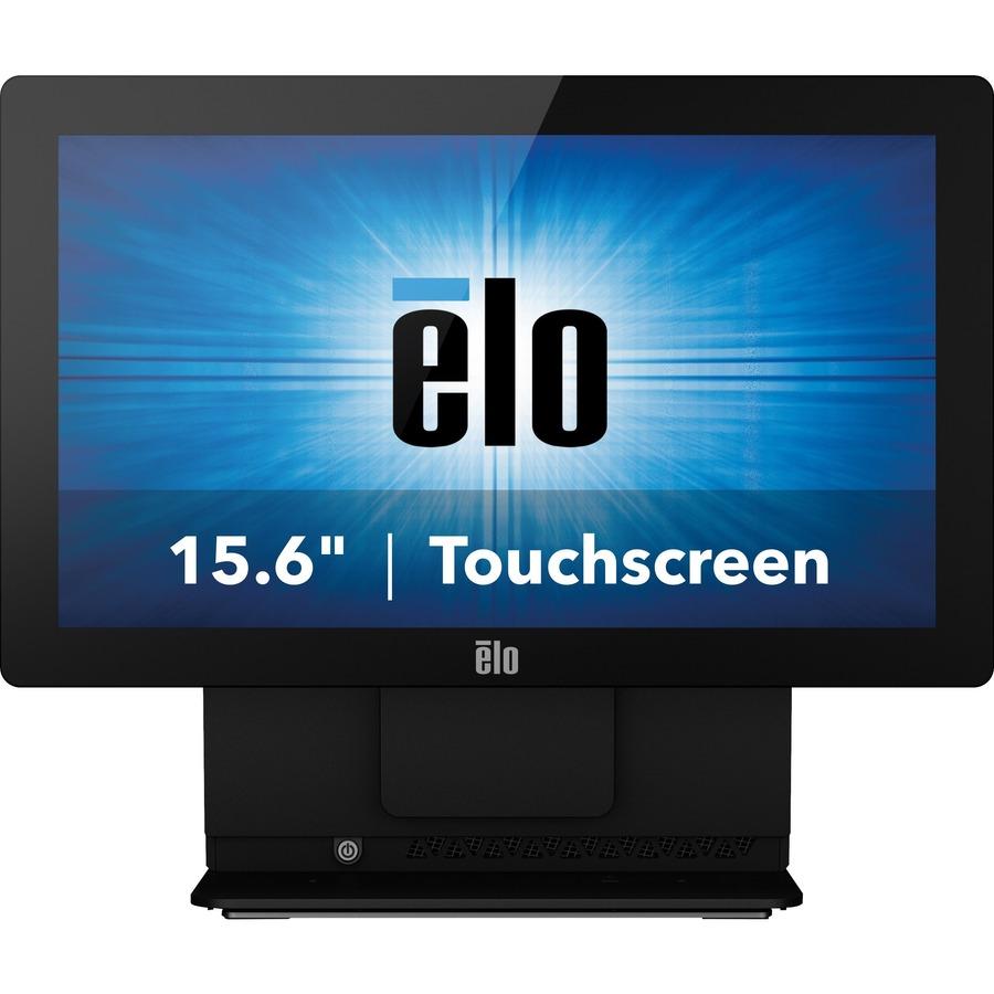 ELO 15E2 POS Terminal - Intel Celeron 2 GHz - 4 GB DDR3L SDRAM 128 GB SATA