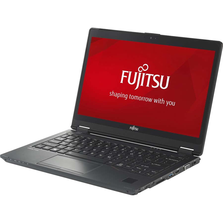 Fujitsu LIFEBOOK P727 31.8 cm 12.5inch Touchscreen LCD 2 in 1 Notebook - Intel Core i5 7th Gen i5-7200U Dual-core 2 Core 2.50 GHz - 4 GB DDR4 SDRAM - 128 GB SSD -