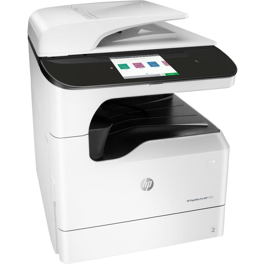 HP PageWide Pro 772 777z Page Wide Array Multifunction Printer - Colour - Plain Paper Print
