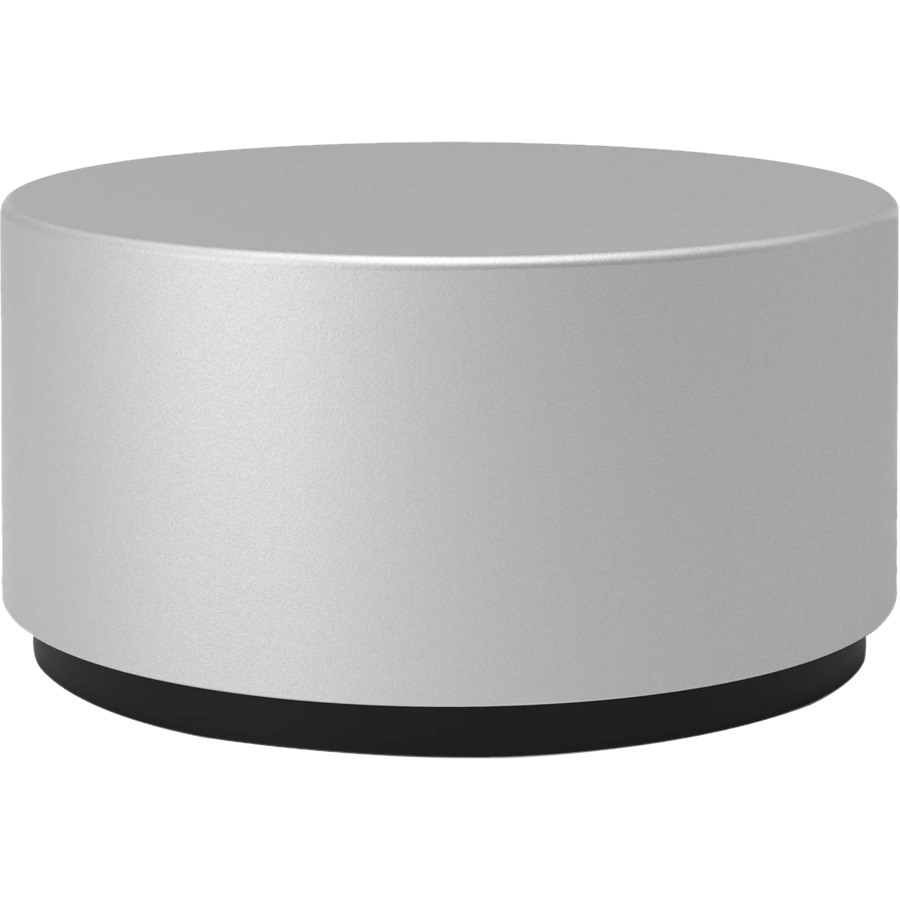 MICROSOFT Surface Dial 3D Input Device - Bluetooth - Magnesium - Wireless