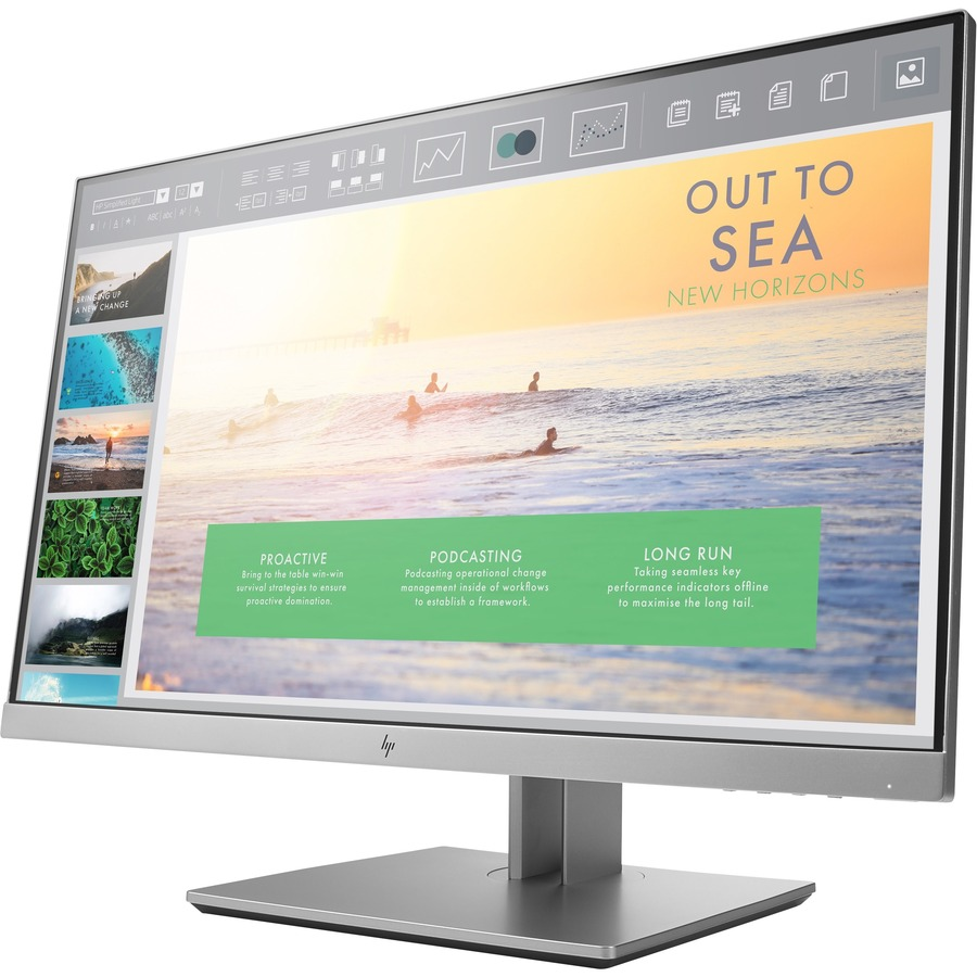 HP Business E233 58.4 cm 23inch Full HD LED LCD Monitor - 16:9