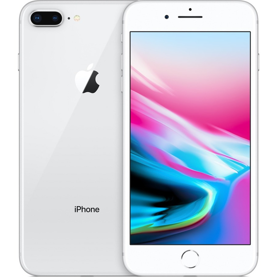 Apple iPhone 8 Plus 256 GB Smartphone - 14 cm 5.5And#34; Full HD - 3 GB RAM - iOS 11 - 4G - Silver