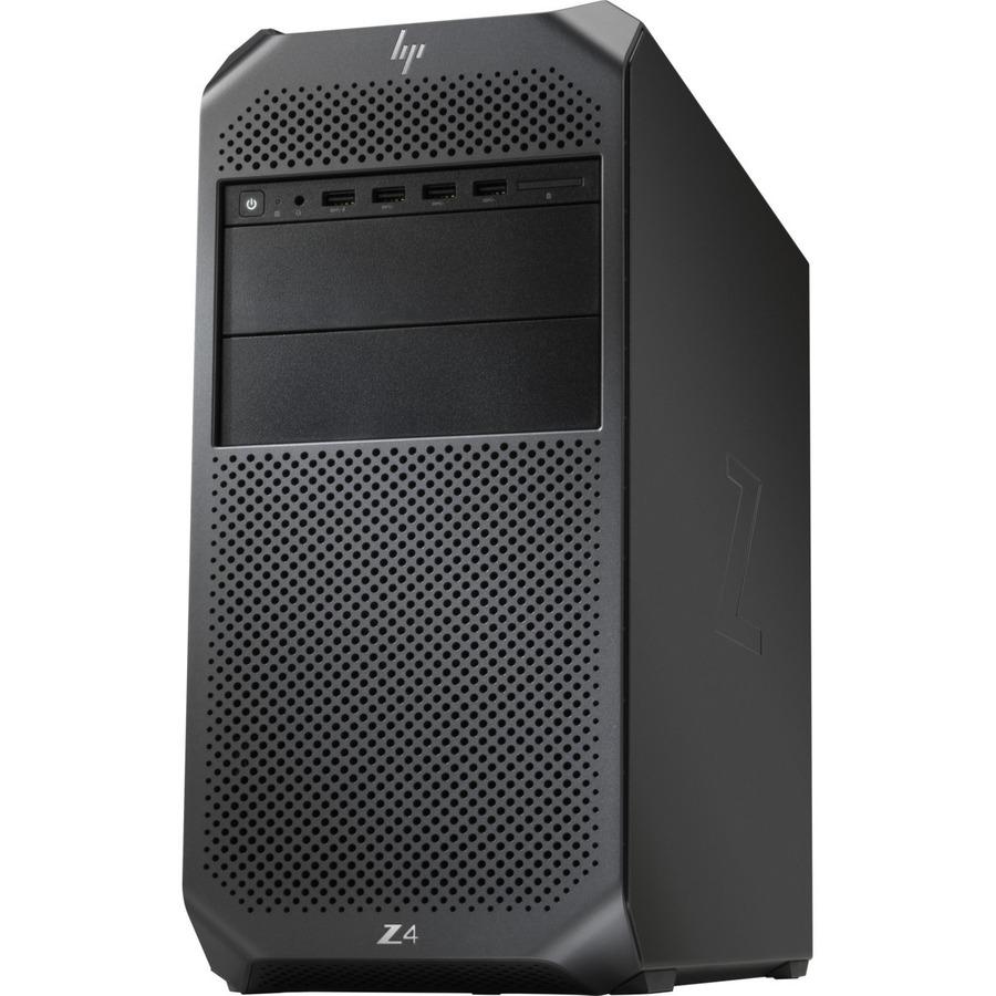 HP Z4 G4 Workstation - 1 x Intel Xeon W-2123 Quad-core (4 Core) 3.60 GHz - 16 GB DDR4 SDRAM