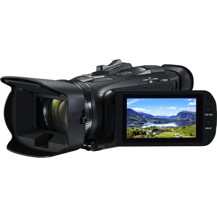 CANON Legria HF G26 Digital Camcorder - 7.6 cm (3) - Touchscreen LCD - HD CMOS Pro - Full HD""