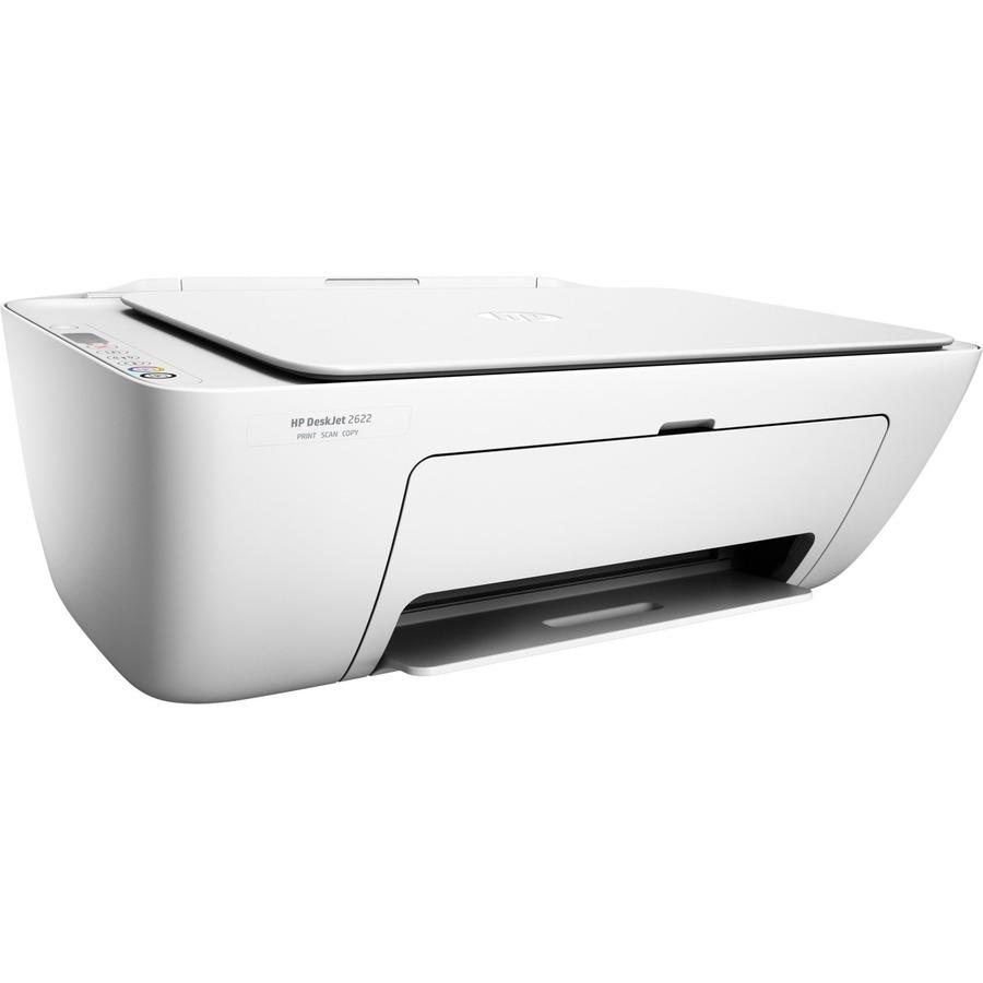 HP Deskjet 2622 Inkjet Multifunction Printer - Colour - Plain Paper Print - Desktop