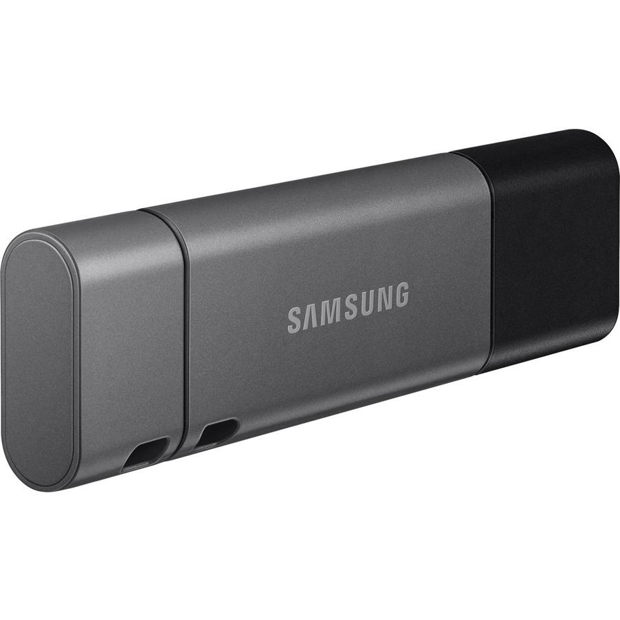 Samsung Duo Plus 32 GB USB 3.1 Type C, USB 3.1 Type A Flash Drive - Black