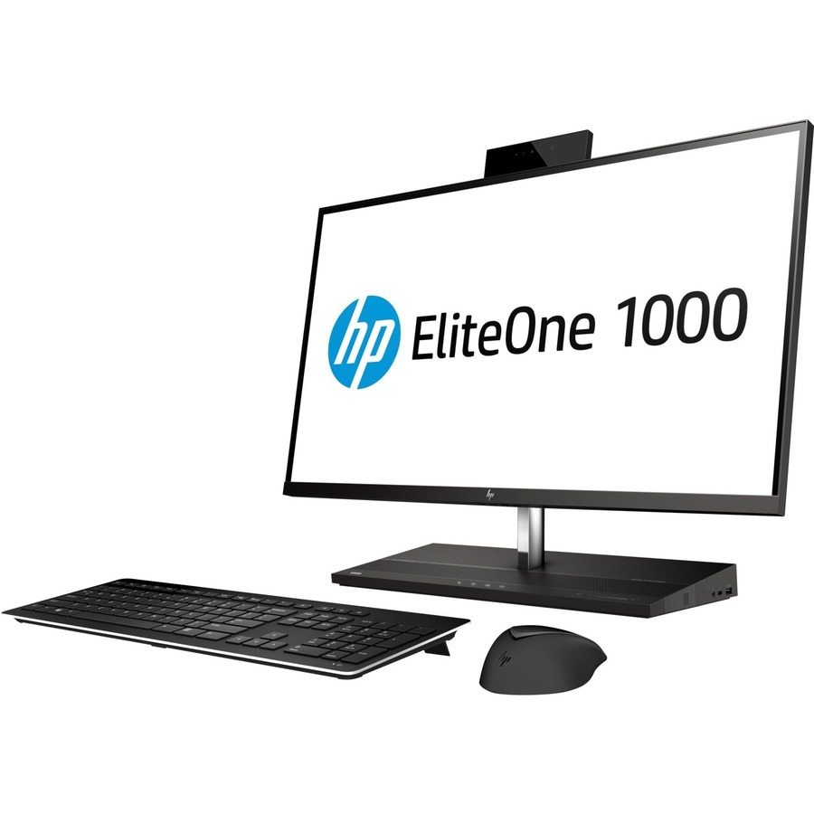 HP EliteOne 1000 G2 All-in-One Computer - Core i7 i7-8700 - 16 GB RAM - 1 TB SSD