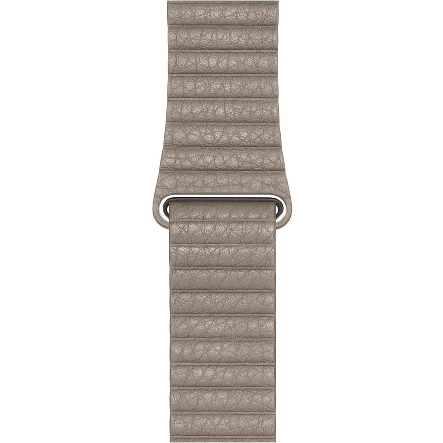 APPLE Smartwatch Band - Stone - Leather