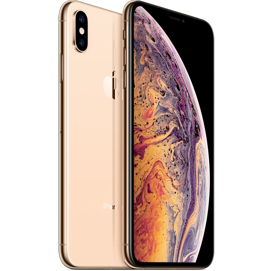 "APPLE iPhone XS Max 256 GB Smartphone - Gold - 16.5 cm (6.5) OLED Touchscreen - 4 GB RAM - 4G"""