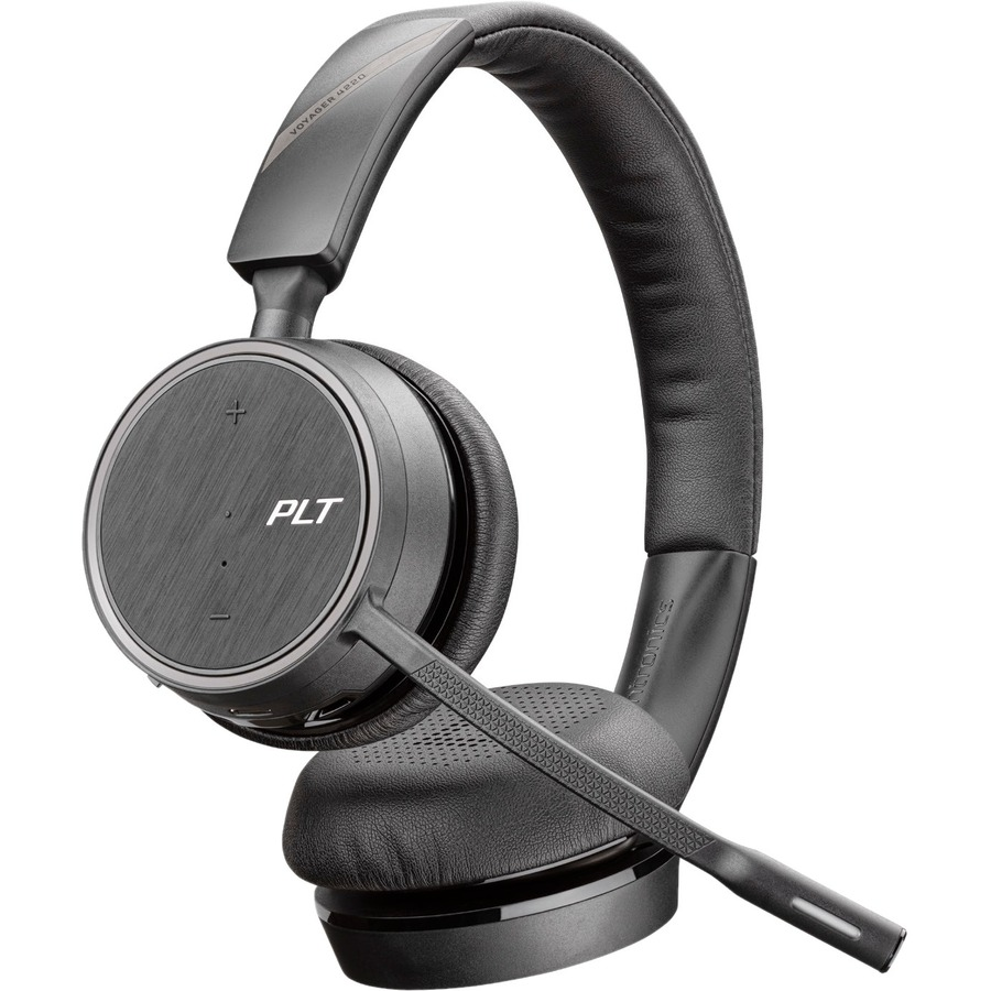 PLANTRONICS Voyager B4220 USB-C Wireless Bluetooth 32 mm Stereo Headset - Over-the-head