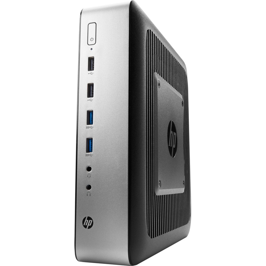 HP t730 Thin Client - AMD R-Series RX-427BB Quad-core (4 Core) 2.70 GHz - TAA Compliant