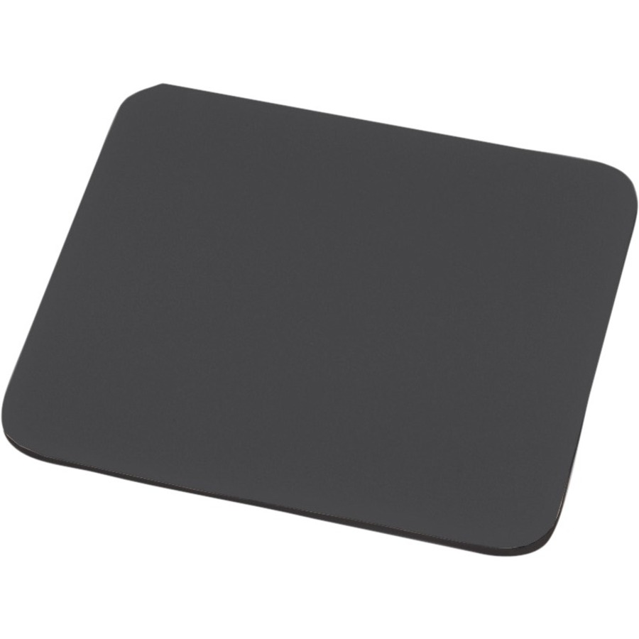 EDNET Mouse Pad - 248 mm x 216 mm Dimension - Grey - Polyester, EVA