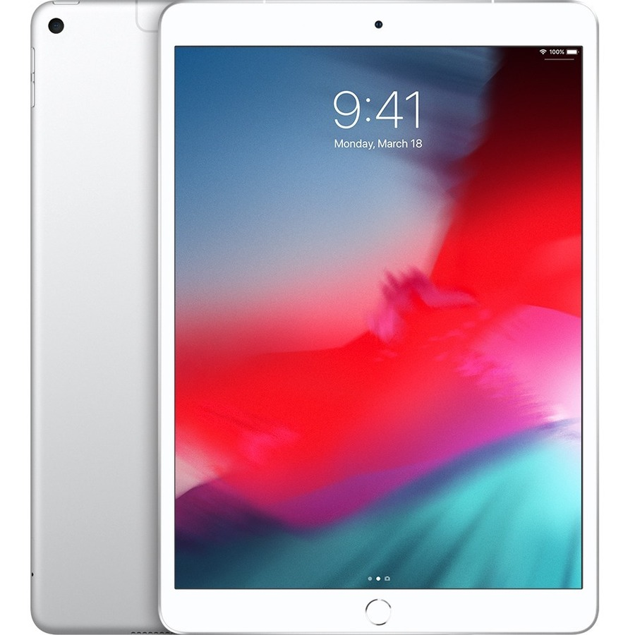"APPLE iPad Air (3rd Generation) Tablet - 26.7 cm (10.5"") - 64 GB Storage - iOS 12 - 4G - Silver"