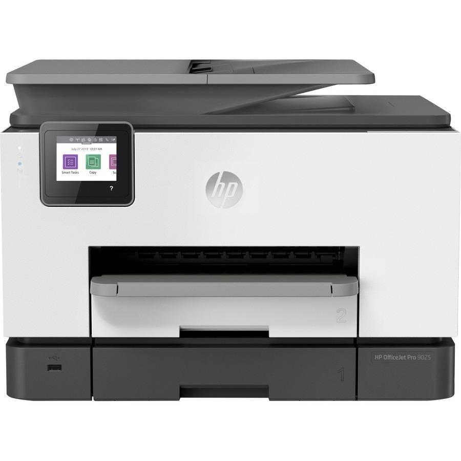 HP Officejet Pro 9000 9025 Inkjet Multifunction Printer - Colour - Copier/Fax/Printer/Scanner