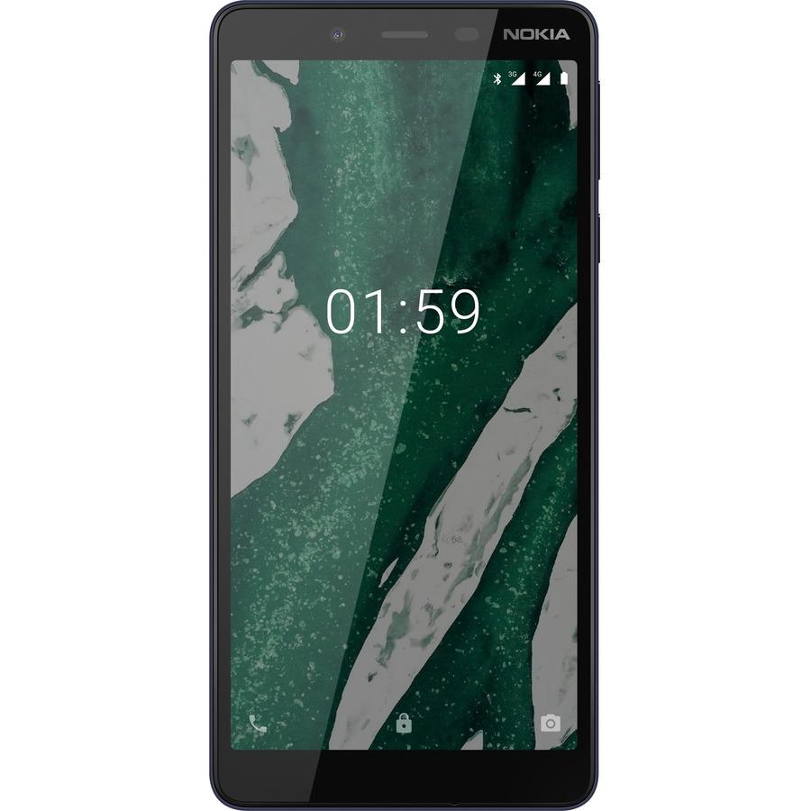 "NOKIA 1 Plus 8 GB Smartphone - 13.8 cm (5.5) FWVGA+ - 1 GB RAM - Android 9.0 Pie (Go Edition) - 4G"""
