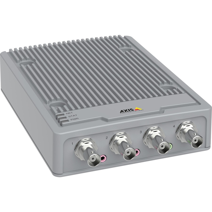 AXIS P7304 Video Encoder - External - Functions: Video Encoding - 1920 x 1080 - PAL, NTSC - MPEG-4
