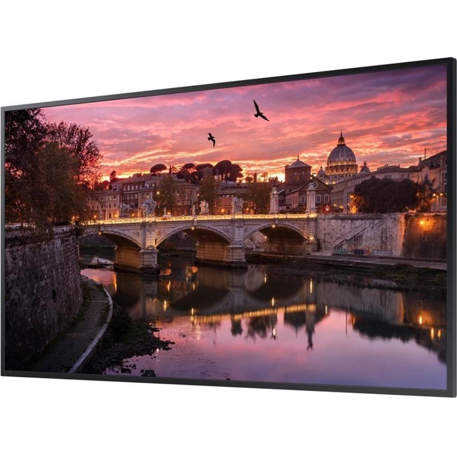 """SAMSUNG QB65R 165.1 cm (65) LCD Digital Signage Display - Cortex A72 1.70 GHz - 2.50 GB"""""""
