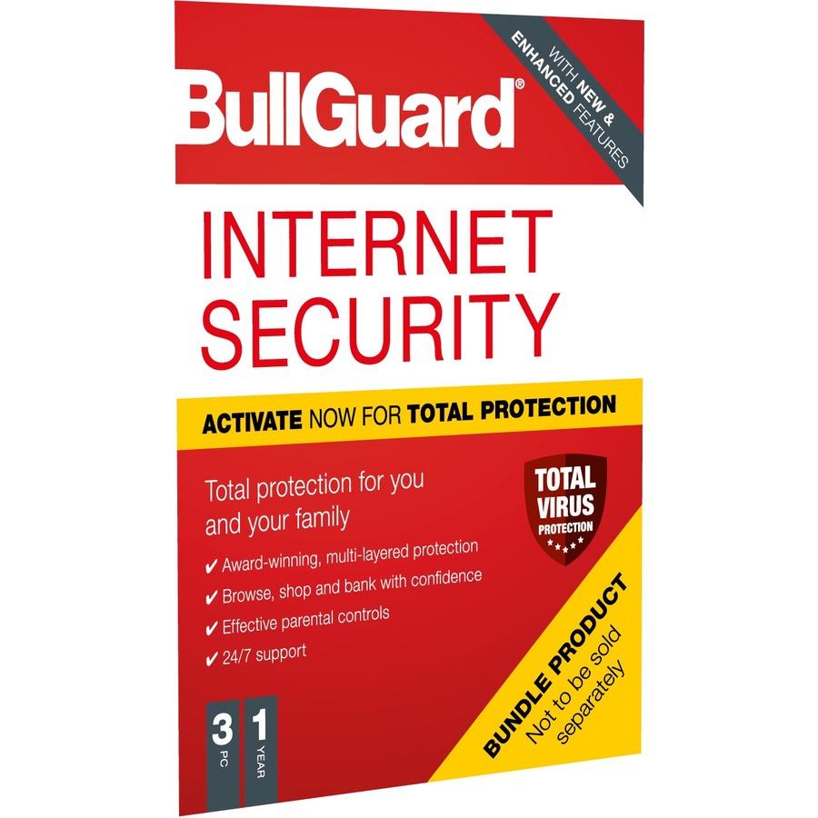 BULLGUARD Internet Security 2020 - PC