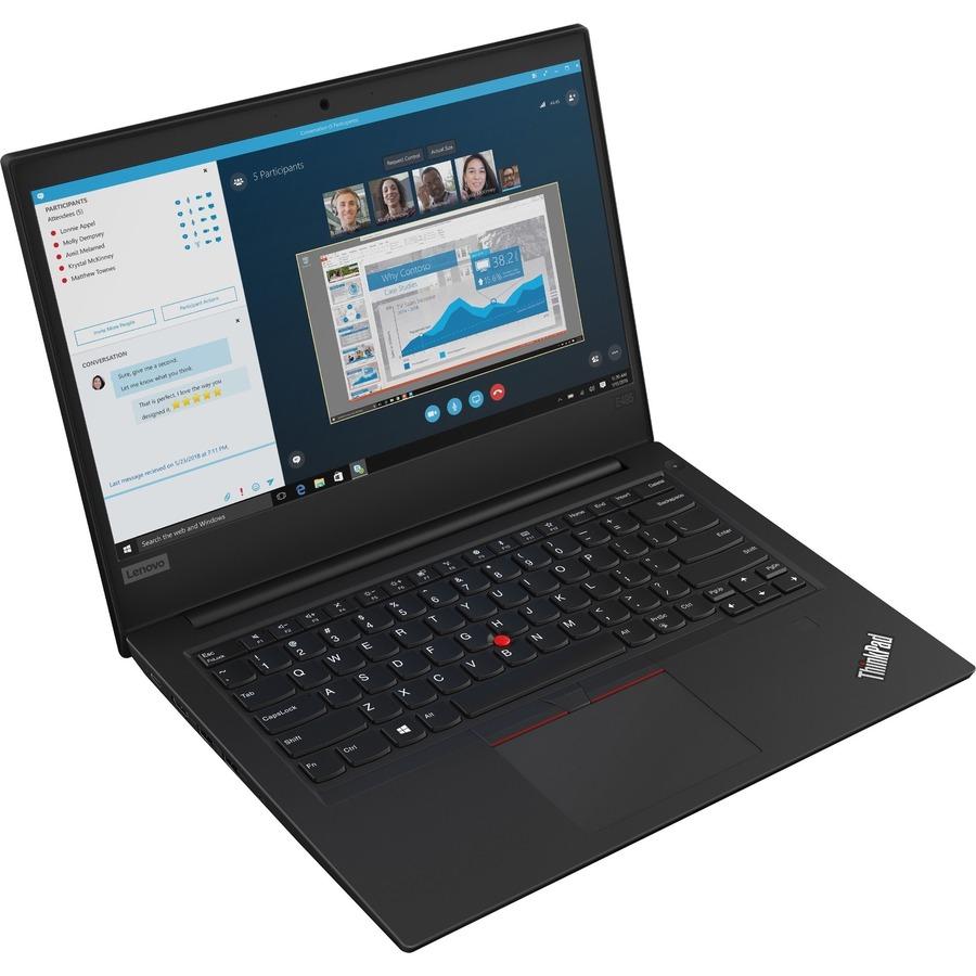 "LENOVO ThinkPad E495 20NE000BUK 35.6 cm (14) Notebook - 1920 x 1080 - Ryzen 7 3700U - 16 GB RAM"""
