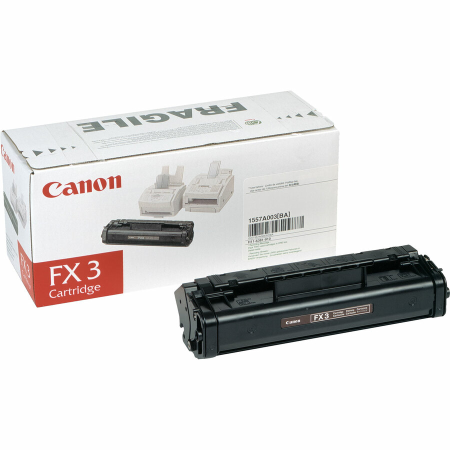 Canon FX3 Toner Cartridge - Black