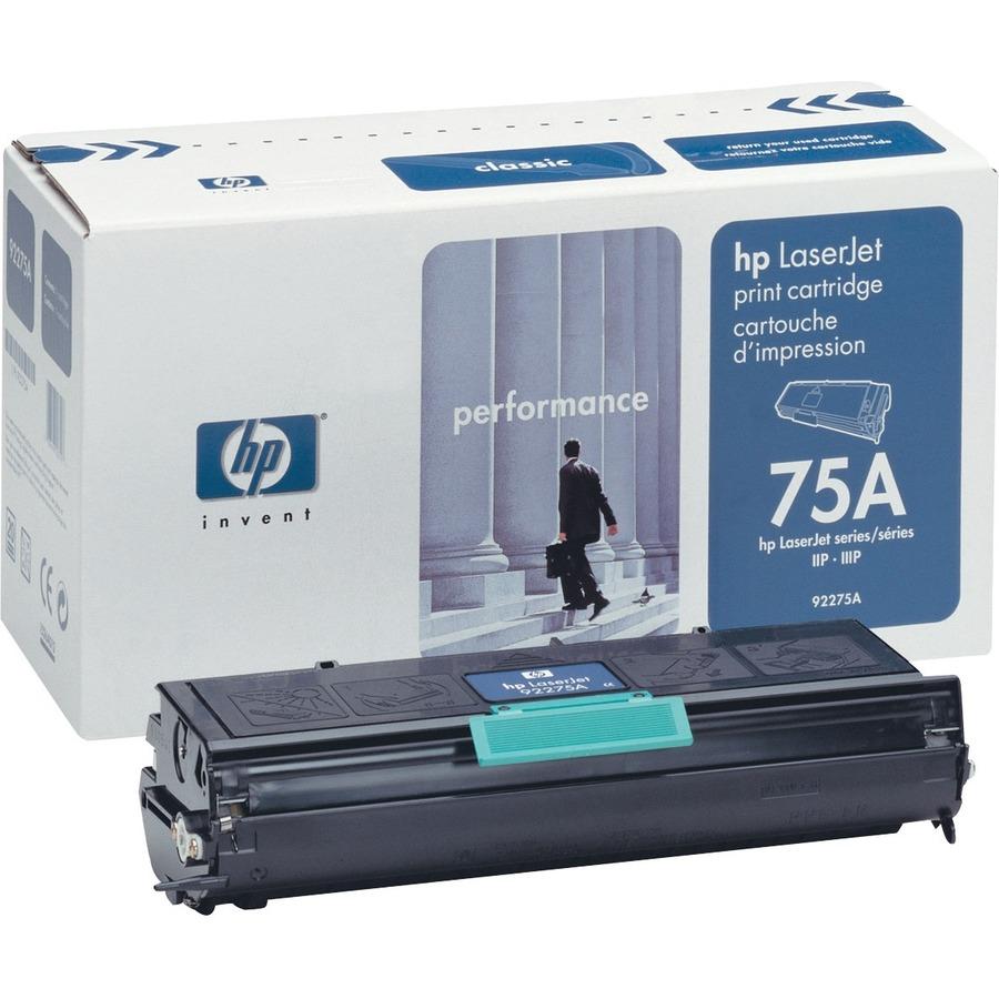 HP Toner Cartridge - Black - Laser - 3500 Page