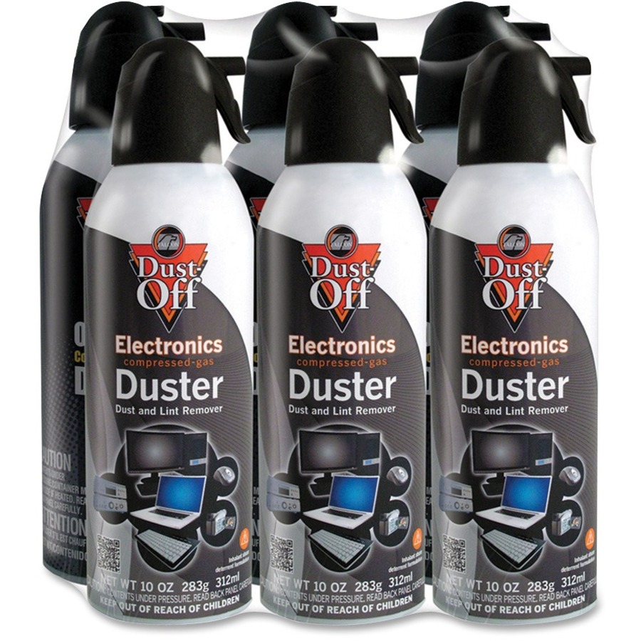 product faldpsxl6 falcon dust off compressed gas duster. Black Bedroom Furniture Sets. Home Design Ideas