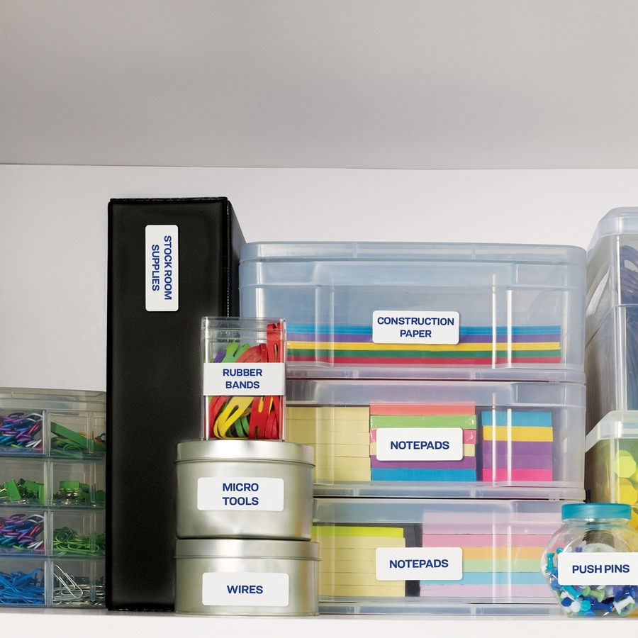 avery easy peel return address labels with sure feed technology