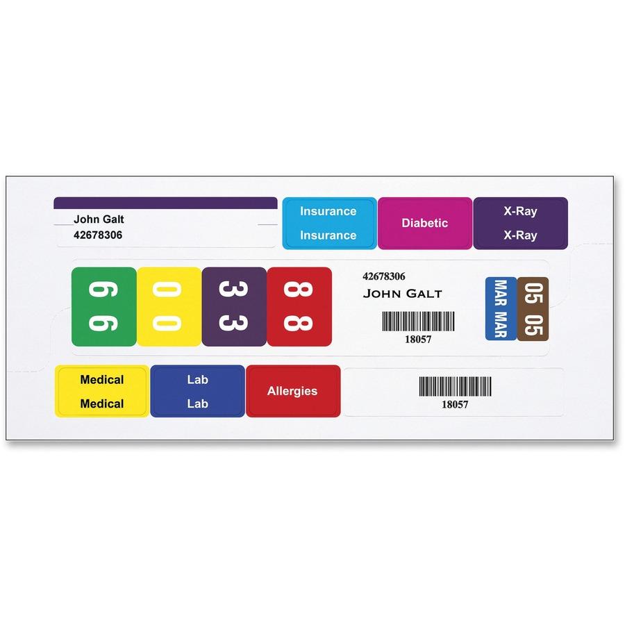 Smead Smartstrip 174 Labeling System For Ink Jet Printers