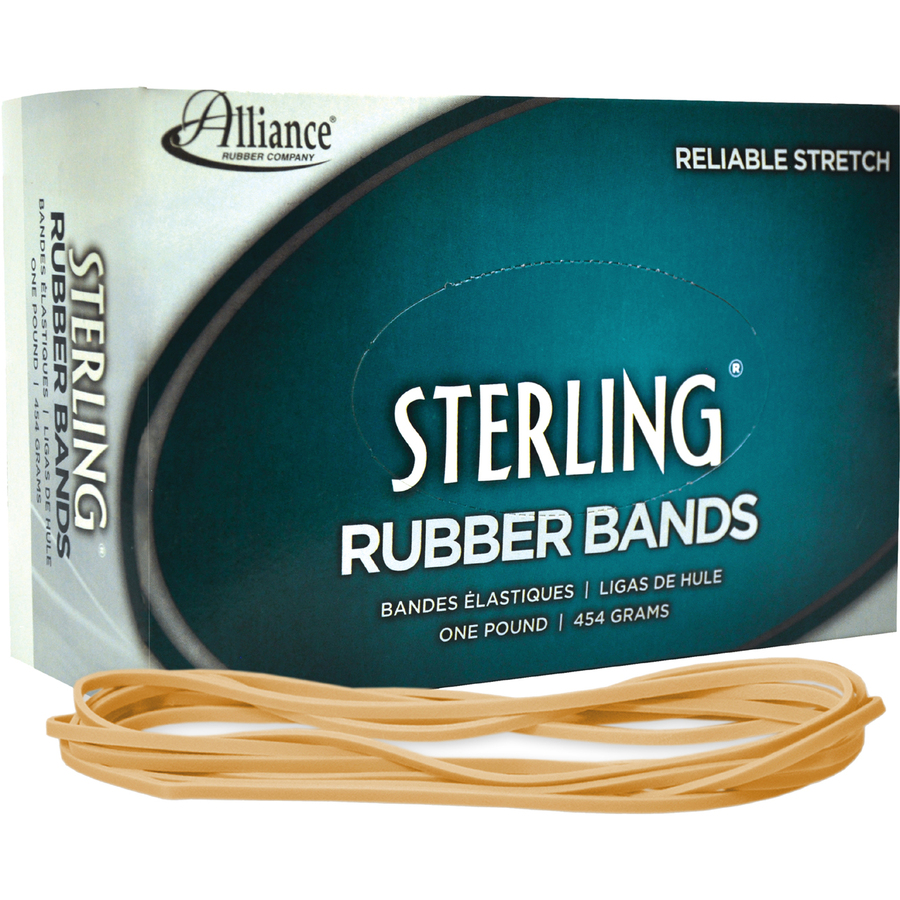 Alliance latex free rubber bands